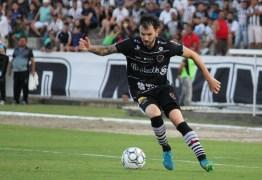 Clayton quer Botafogo-PB ofensivo no jogo em Ribeirão Preto