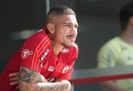 Flamengo se irrita com Guerrero e encaminha fim de negociações por renovação