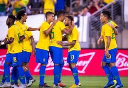 Com gols de Neymar e Firmino, seleção vence os EUA por 2 a 0