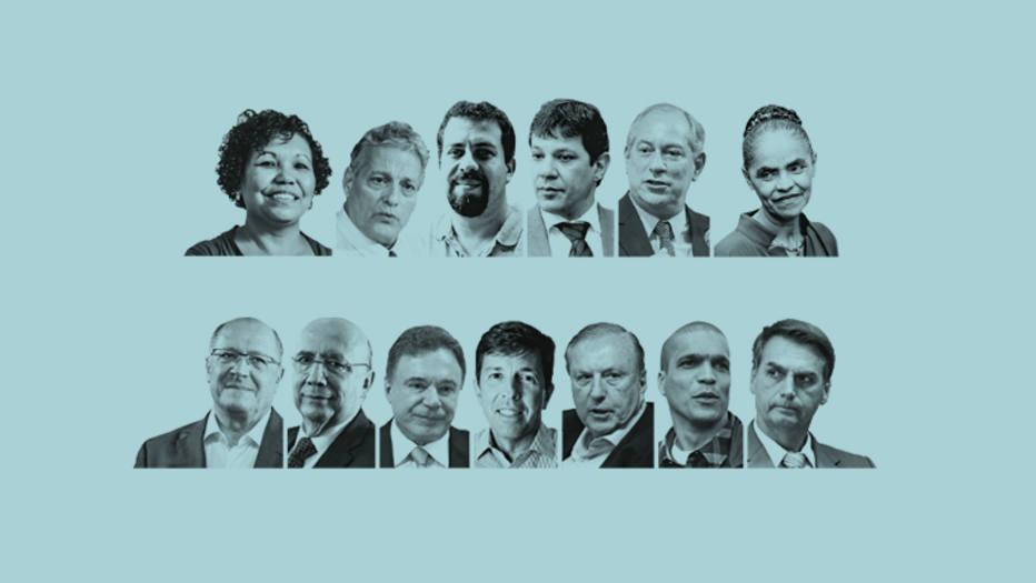 1537306436268 - ELEIÇÕES 2018: Três em cada 10 eleitores dizem que podem aderir ao 'voto útil' no 1º turno