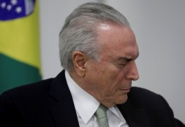 PF vê indícios de repasse ilegal de R$ 1,4 milhão a Temer pela Odebrecht