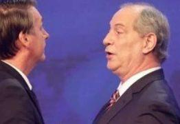NOVA PESQUISA PRESIDENCIAL FSB/BTG :  Bolsonaro sobe de 26% para 30% dos votos; Ciro desponta no 2º lugar e Marina cai – VEJA OS NÚMEROS