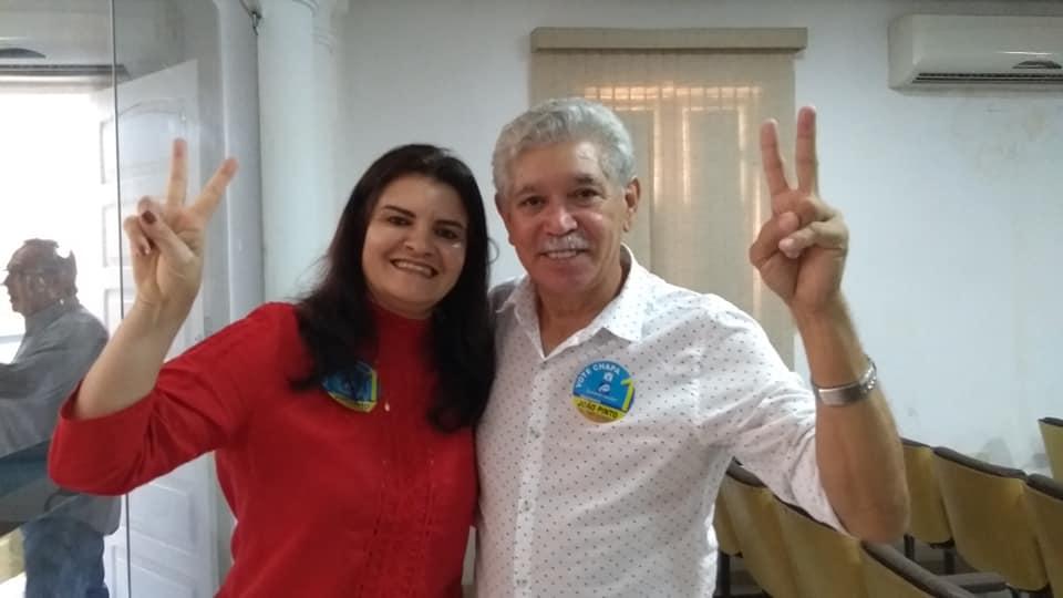 41513627 1848509445240496 1167750450426937344 n 1 - João Pinto é reeleito presidente da Associação Paraibana de Imprensa