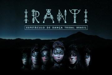 Cia Lunay apresenta o espetáculo Iranti e ministra dois dias de oficina de Tribal Fusion na Funesc, confira