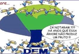 DEM já prepara o desembarque da canoa do Alckmin – Por Paulo Henrique Amorim