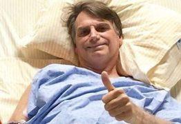 Alimentação oral de Bolsonaro é suspensa devido à distensão abdominal
