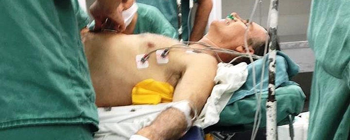 Bolsonaro 3 1200x480 - Duas lamentáveis lições do lamentável atentado contra Bolsonaro - Por Nonato Guedes