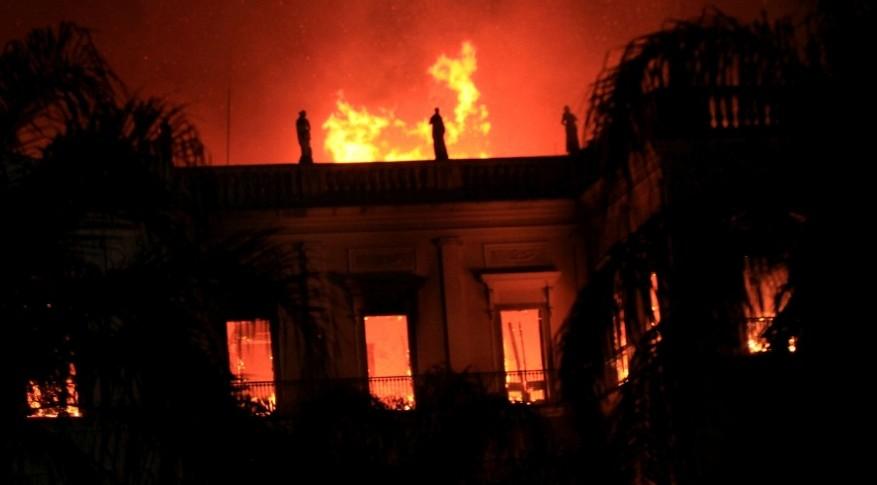 Capturar 10 - Responsabilidade por museu 'não é exclusiva' do governo Temer, diz ministro da Educação