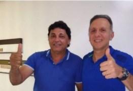 Vereador Mangueira, do MDB de João Pessoa, anuncia apoio a Aguinaldo Ribeiro, para deputado federal
