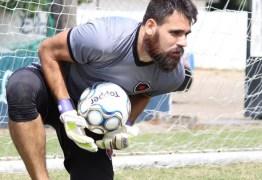 Goleiro renova com o Belo e vai seguir como camisa 1 alvinegro em 2019
