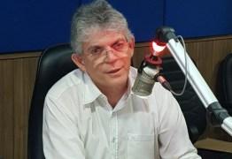 OUÇA: Ricardo Coutinho desafia ex-governadores para debater segurança pública na Paraíba