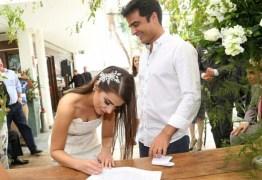 Vice de Maranhão, Bruno Roberto se casa com filha de Manoel e Ivonete Ludgério