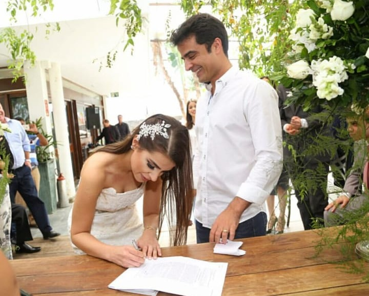 Casamento bruno roberto 2 - Vice de Maranhão, Bruno Roberto se casa com filha de Manoel e Ivonete Ludgério