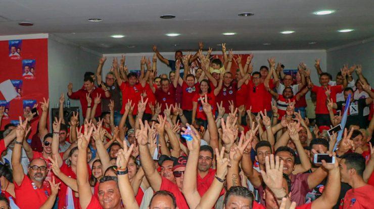 Comite patos 740x414 - Zé Maranhão garante apoios a sua candidatura durante inauguração de comitê no Sertão