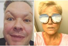 VEJA VÍDEO: Jornalista faz desabafo após comentários de Xuxa sobre sobrancelhas
