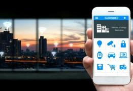 Ter uma casa controlada pelo celular é possível com a IoT