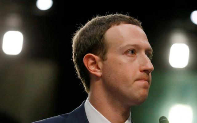 Mark Zuckerberg - Falha de segurança no Facebook atinge 50 milhões de usuários