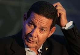 PRESIDENTE EM EXERCÍCIO: Mourão diz que seguirá ações de Bolsonaro e não será radical