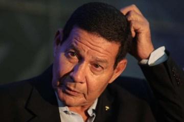 Mourão - Mourão elogia postura de João Azevêdo e destaca diálogo com governadores do Nordeste