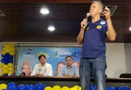 Em João Pessoa, vereadores Milanez Neto e Mangueira defendem reeleição de Aguinaldo Ribeiro à Câmara Federal
