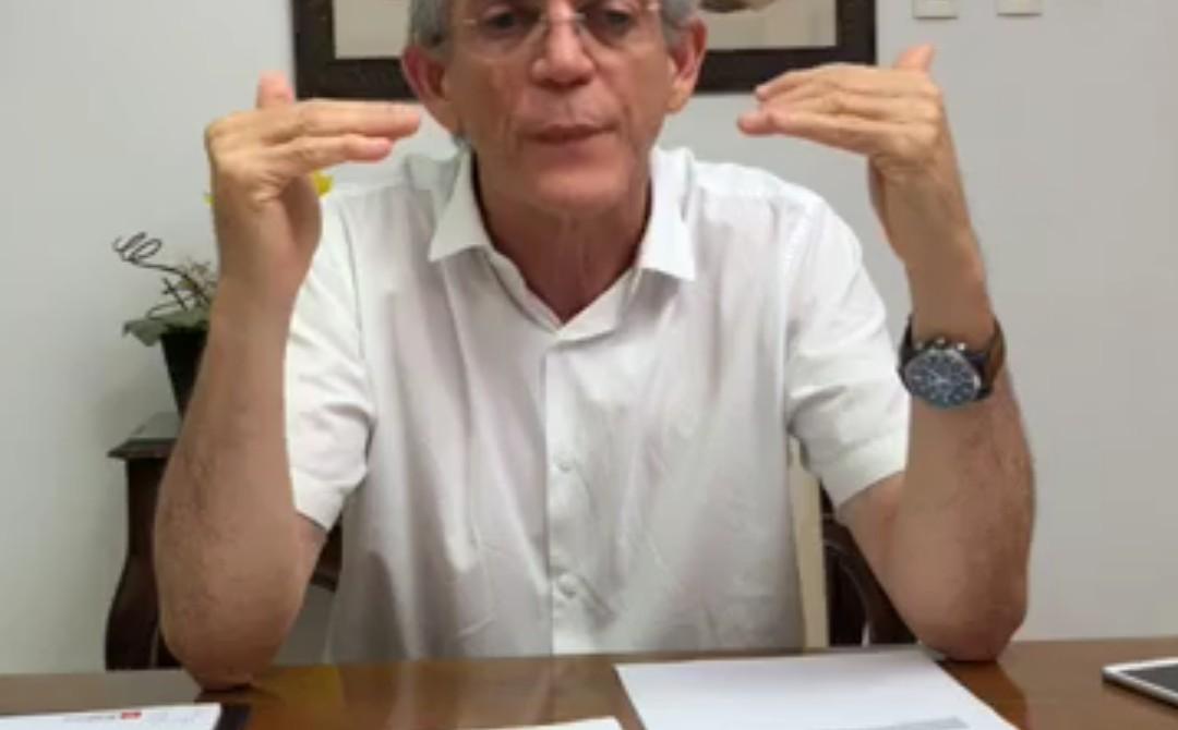 Screenshot 20180911 230747 1080x670 - Em live, Ricardo diz que oposição precisa explicar relação com crime organizado