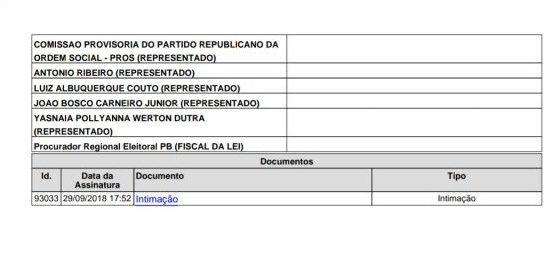 Screenshot 20180929 190130 e1538259464673 - MULTAS DE ATÉ R$ 65 MIL: TRE proíbe candidatos e partidos de utilizarem material de campanha com Lula como candidato a presidente