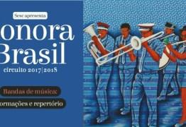 Sesc realiza 21° edição do Sonora Brasil em João Pessoa, Campina Grande e Guarabira