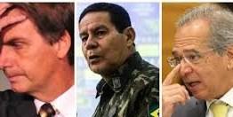 """AVALIAÇÃO DO IBOPE: """"trapalhadas"""" de Paulo Guedes e Mourão fez Bolsonaro estagnar e aumentar rejeição – Por Claudio Dantas – VEJA VÍDEO"""