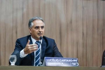 Em Ibiara, Lucélio Cartaxo encontra população e lideranças