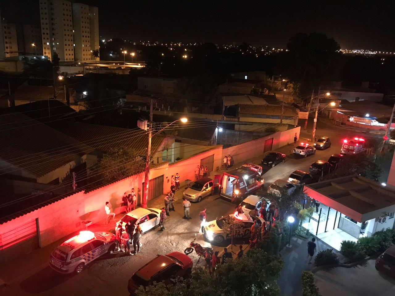 WhatsApp Image 2018 09 08 at 21.41.07 1 - Festa de policiais e agentes prisionais termina em tiros dentro de condomínio