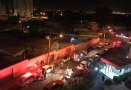 Festa de policiais e agentes prisionais termina em tiros dentro de condomínio