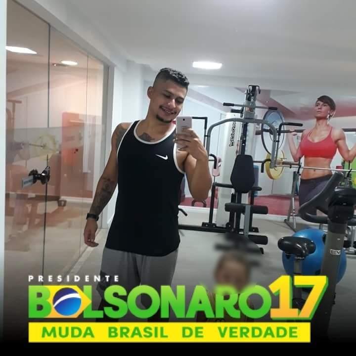 WhatsApp Image 2018 09 18 at 1.05.46 PM - Eleitor de Bolsonaro, evangélico, falso fuzileiro naval e suspeito de matar esposa grávida para receber seguro - VEJA DETALHES DAS REDES SOCIAIS