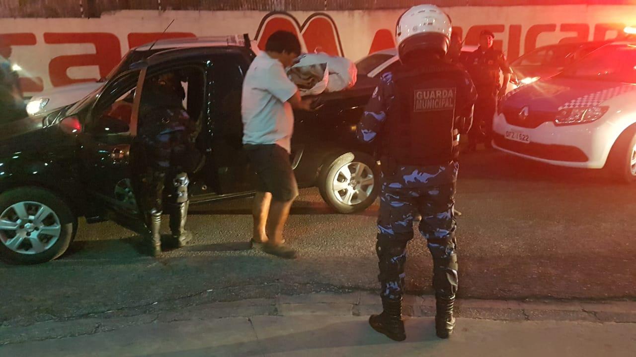 WhatsApp Image 2018 09 26 at 22.02.08 - Guarda Municipal recupera primeiro veículo roubado com auxílio do programa João Pessoa Segura