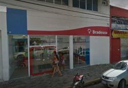 Bandidos arrombam agência bancária em Santa Rita na madrugada desta terça-feira
