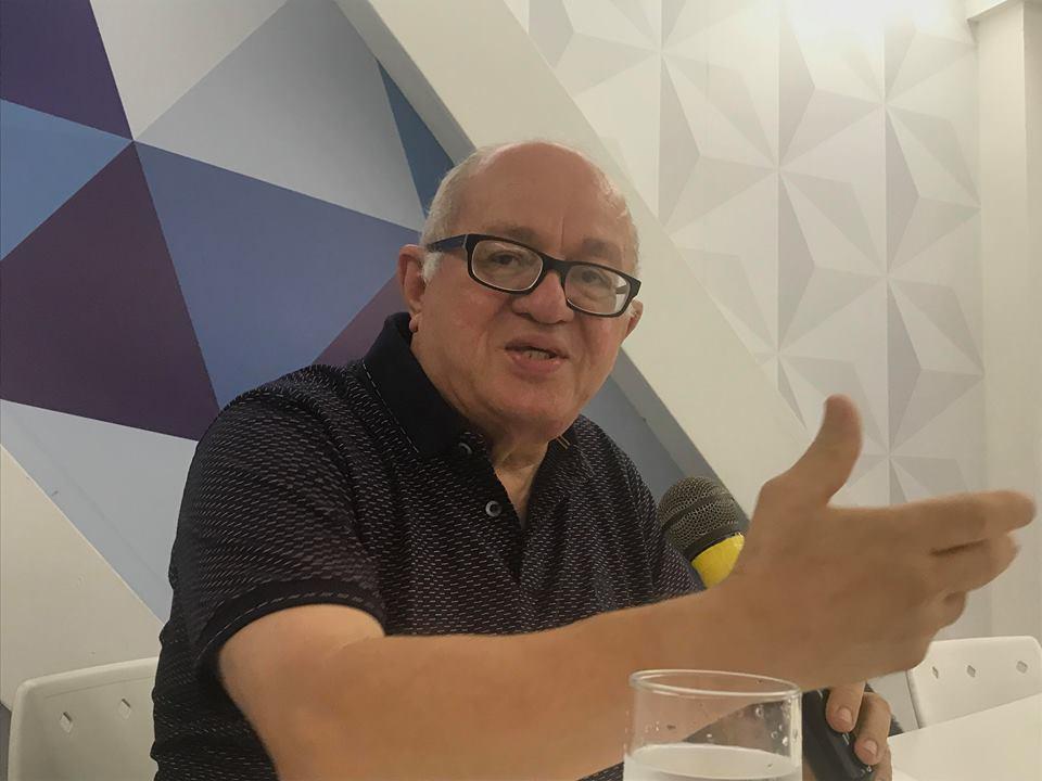 almir laureano - VEJA VÍDEO: 'Vivemos em uma sociedade que o conceito da violência está presente desde o princípio da vida',afirma Almir Laureano