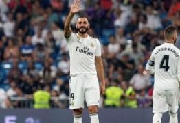 Real Madrid Goleia e mantém invencibilidade no Campeonato Espanhol