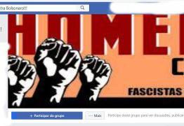 'ELE NÃO': homens também se unem e criam grupo no Facebook contra Bolsonaro