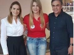 SEM ROMPER COM PAULINO: Tatiana Medeiros confirma pedido de votos para Daniella e Cássio