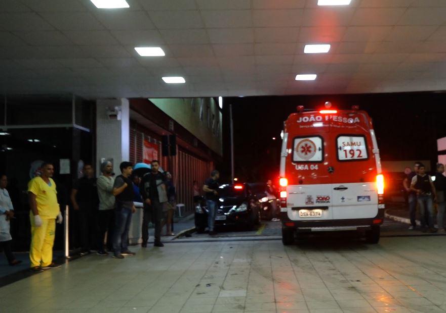 Tenente é baleado na cabeça em ataque após fuga em massa no presídio PB1