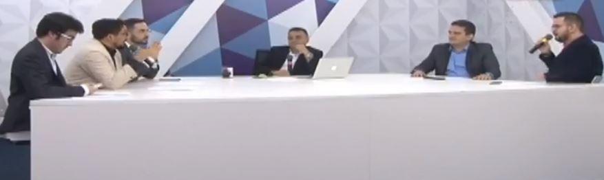 debate21092018 - VEJA VÍDEO: 'O voto de Bolsonaro aglomera diferentes setores do anti-petismo', afirma Rômulo Oliveira