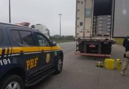 Erro de português leva a apreensão de 4 toneladas de maconha