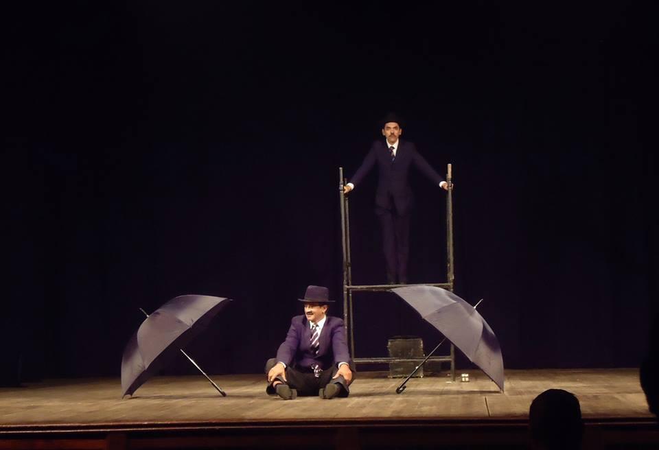 espetáculo nego teatro ivonaldo rodrigues - XXV FESTATY: Festival de teatro em Santa Rita reune 30 espetáculos e premia melhores destaques