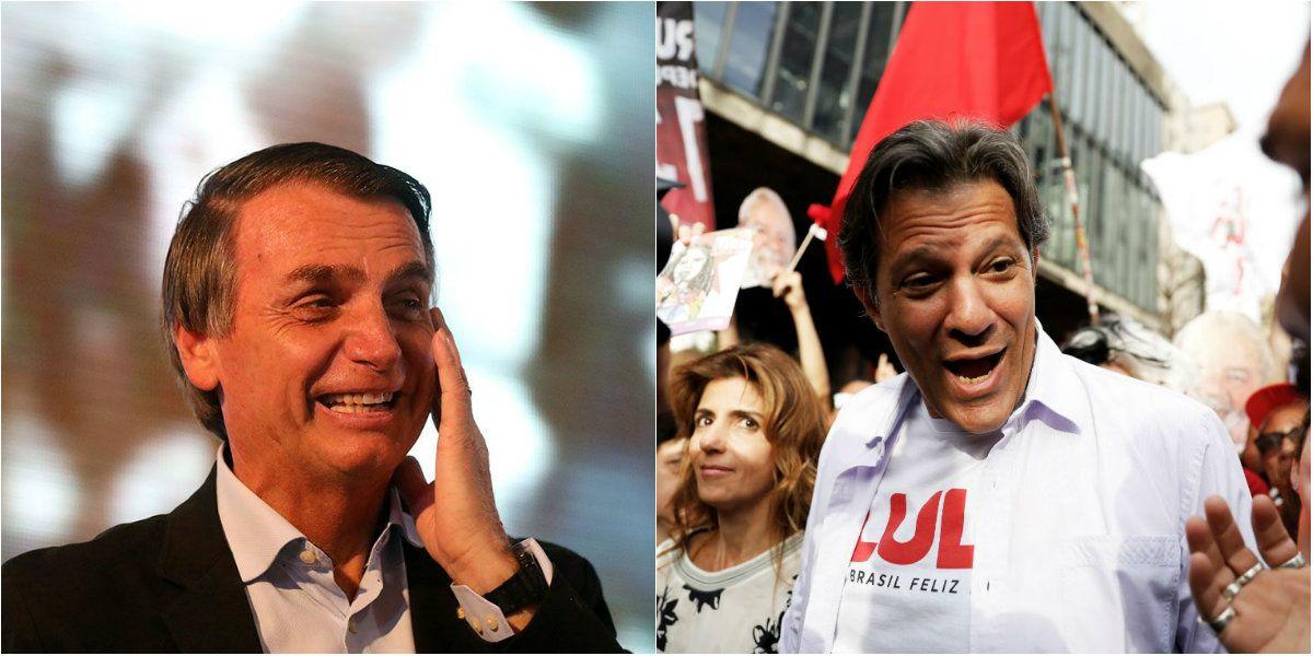 f 438582 - Voto antipetista em Bolsonaro ainda pode mudar, afirmam analistas