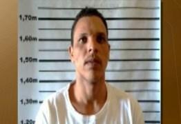 Fugitivo do PB1 é recapturado dentro de carro, em Mamanguape