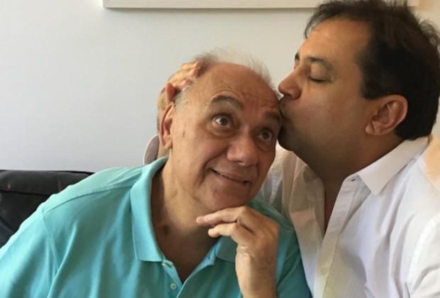 geraldo luis marcelo rezende - Geraldo Luis relembra morte de Marcelo Rezende e posta homenagem ao amigo