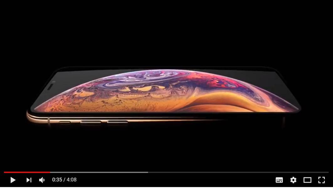 iphone 1 - Tudo sobre os novos iPhone Xs e Xs Max da Apple apresentado na tarde desta quarta: VEJA VÍDEO