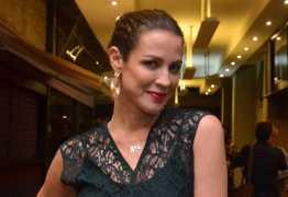 Luana Piovani polemiza com foto nua e mãos algemadas, veja