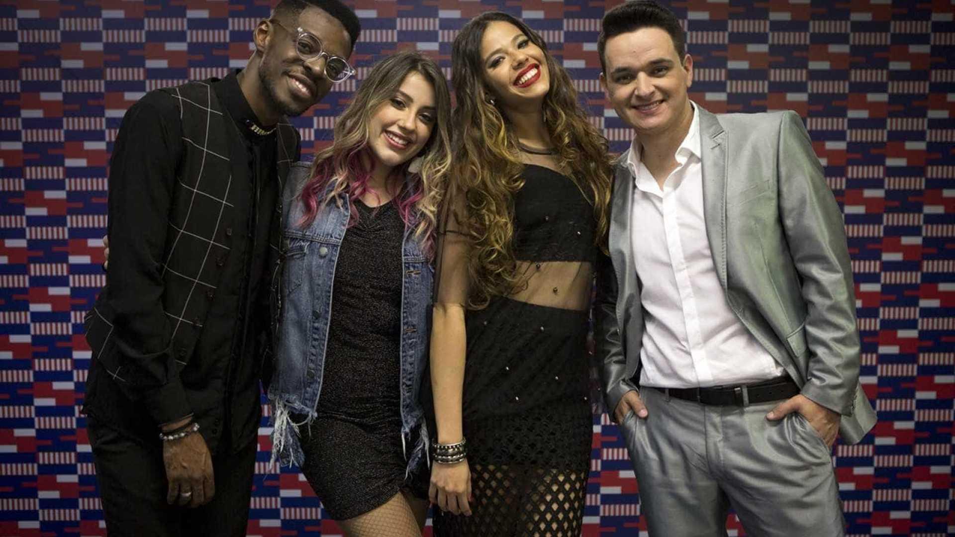 naom 5bab3a36c3a70 - Favoritos são eliminados na semifinal do The Voice Brasil