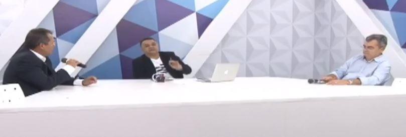 pedro sabino gutemberg cardoso flavio lúcio - VEJA VÍDEO: 'Bolsonaro capta o voto de um eleitor revoltado contra tudo e todos', afirma Pedro Sabino