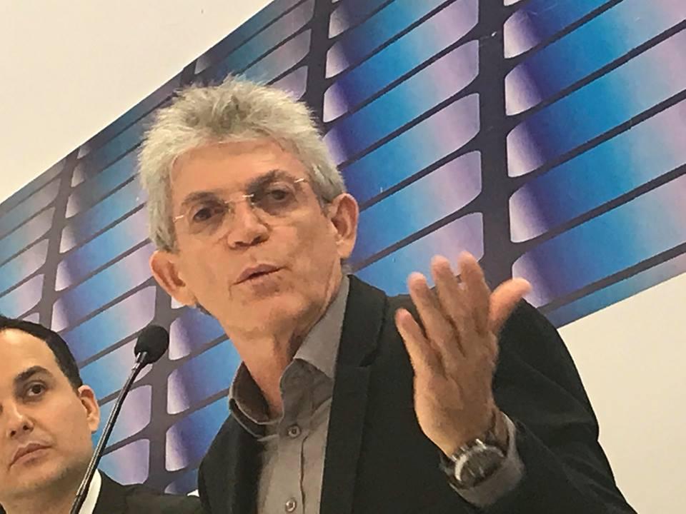 """ricardo coutinho tce - RICARDO DETONA: """"Catão manipulou dados do empreender para jornal Correio fazer factoide eleitoral, mas esperamos que TRE não entre nessa"""""""